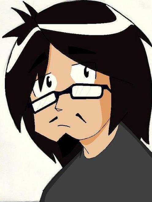 My anime-self