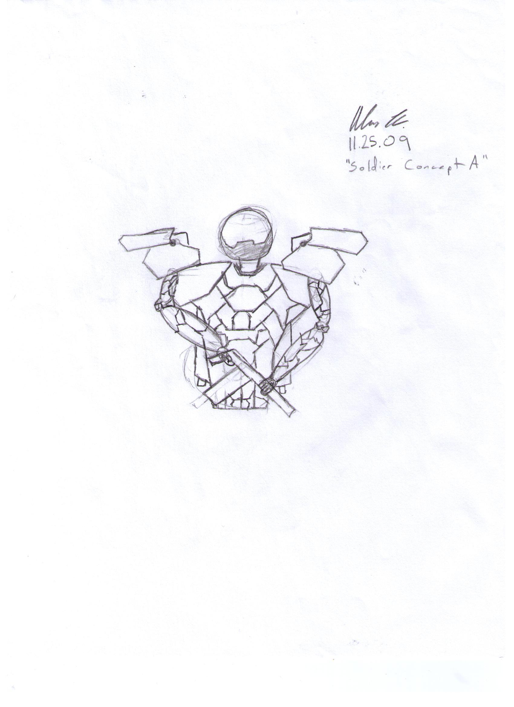 Soldier Concept A