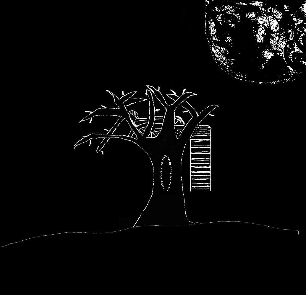 Alone Under The Moon