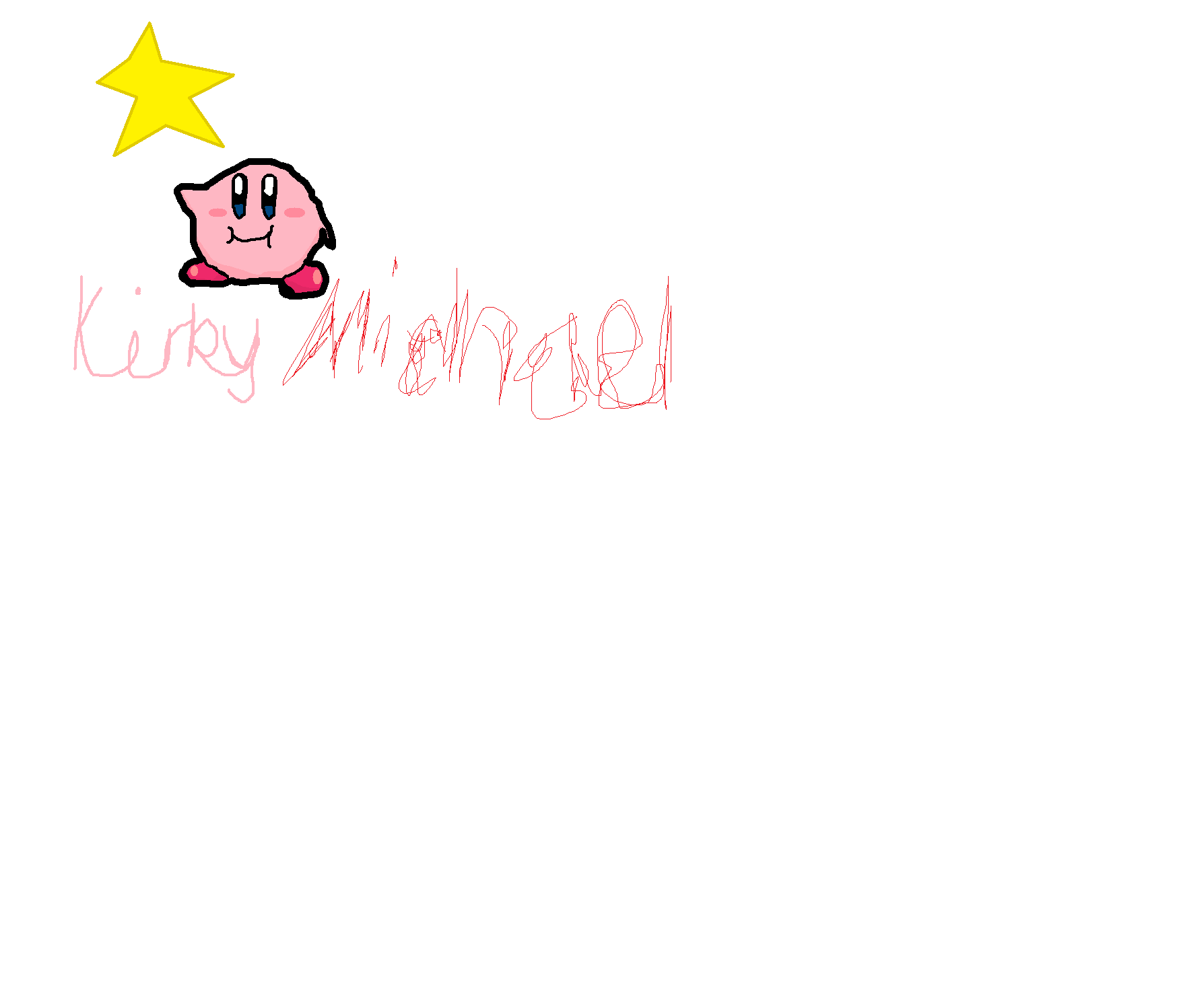 Super Tougth Pink Puff Kirby