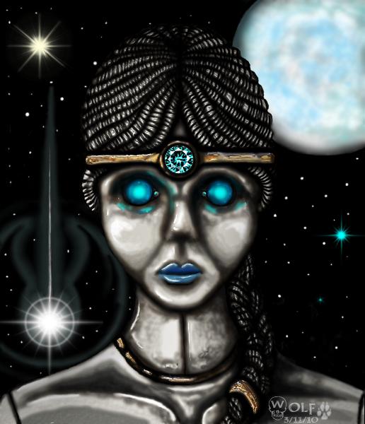 Shynite Concept Art