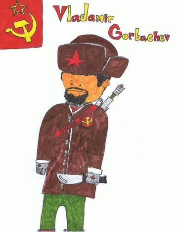 Vladamir Gorbachev