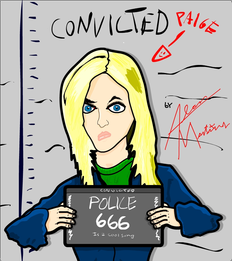 Paige, The Convicted