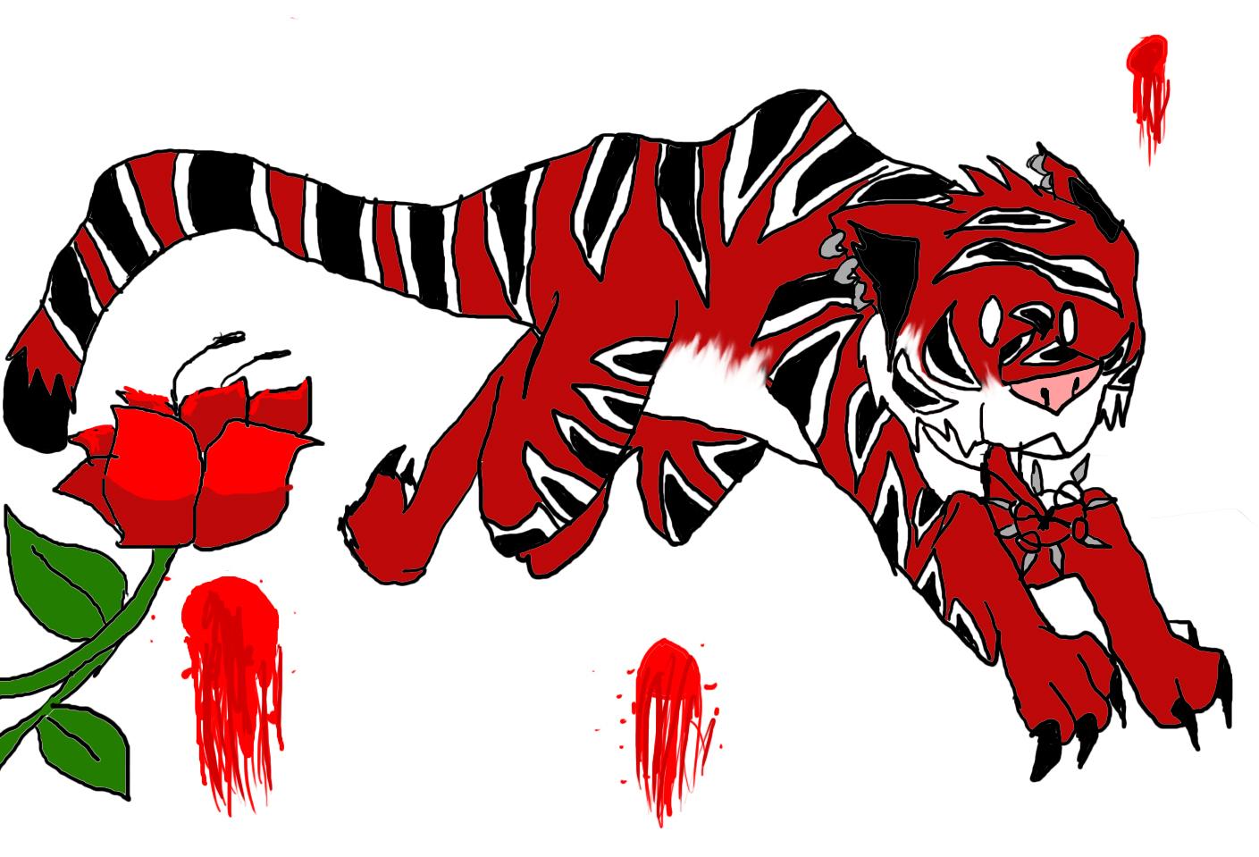 Red as Roses, Dark as blood