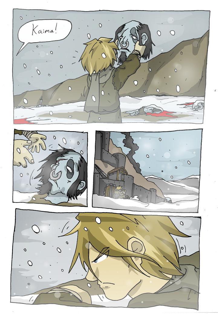 Syrupleaf: Page.9