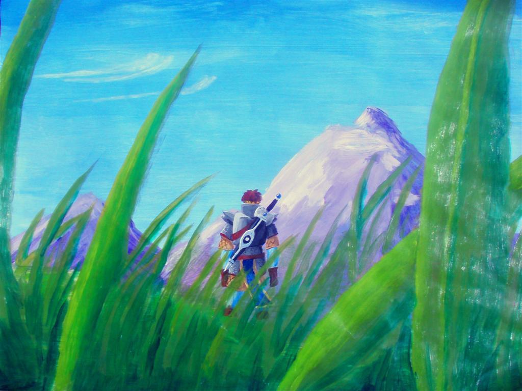 Rolan on the Plains (color)