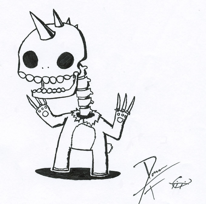 Hell-Teddy