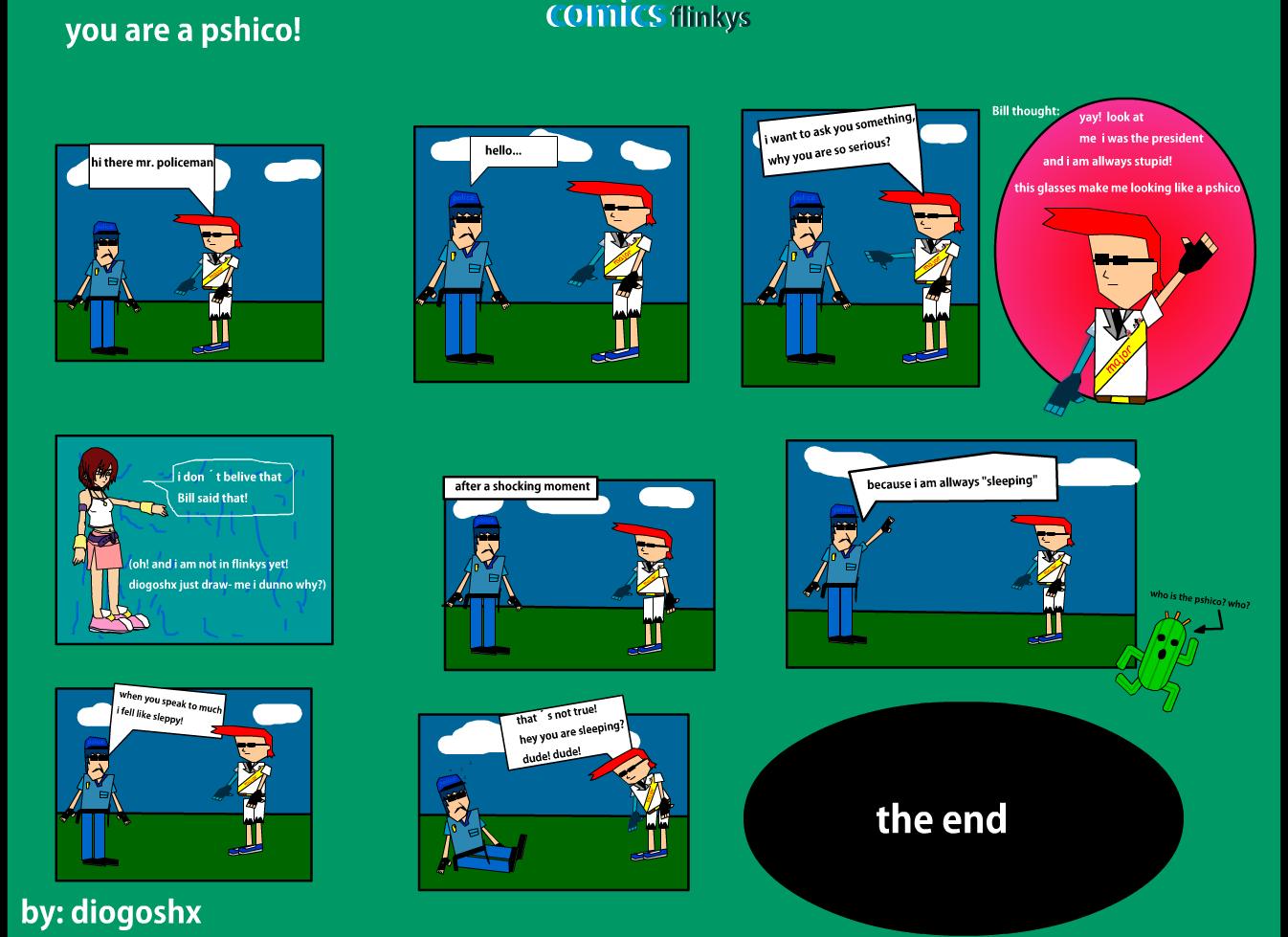 flinkys comic 3