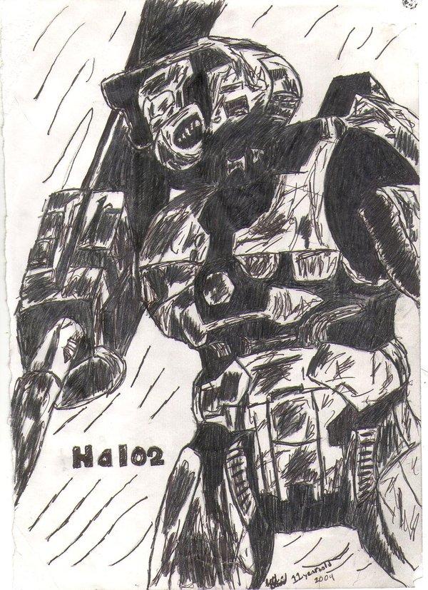 Master Chief Halo - Sethdd