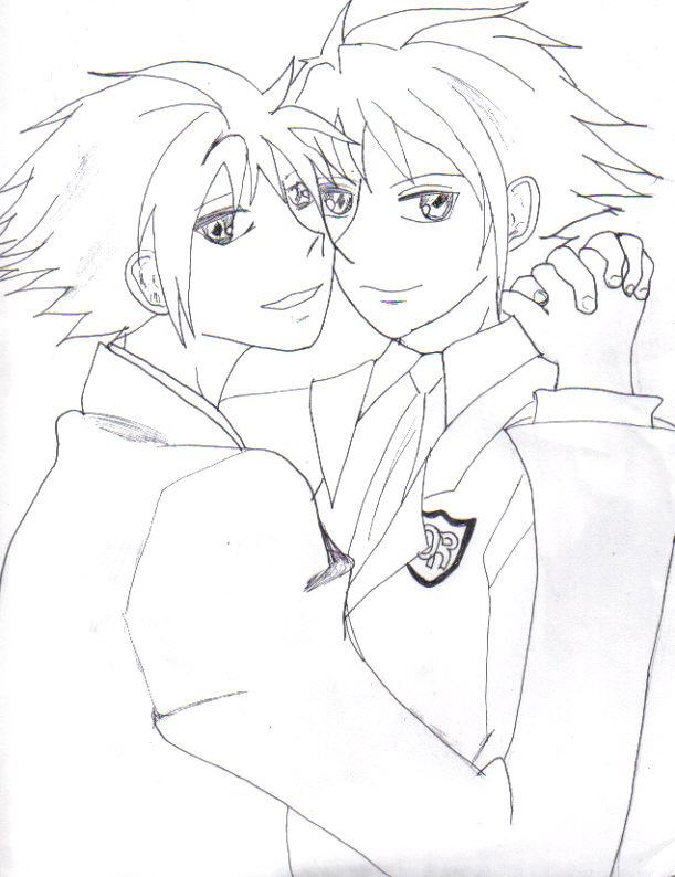 The hitachiin brothers