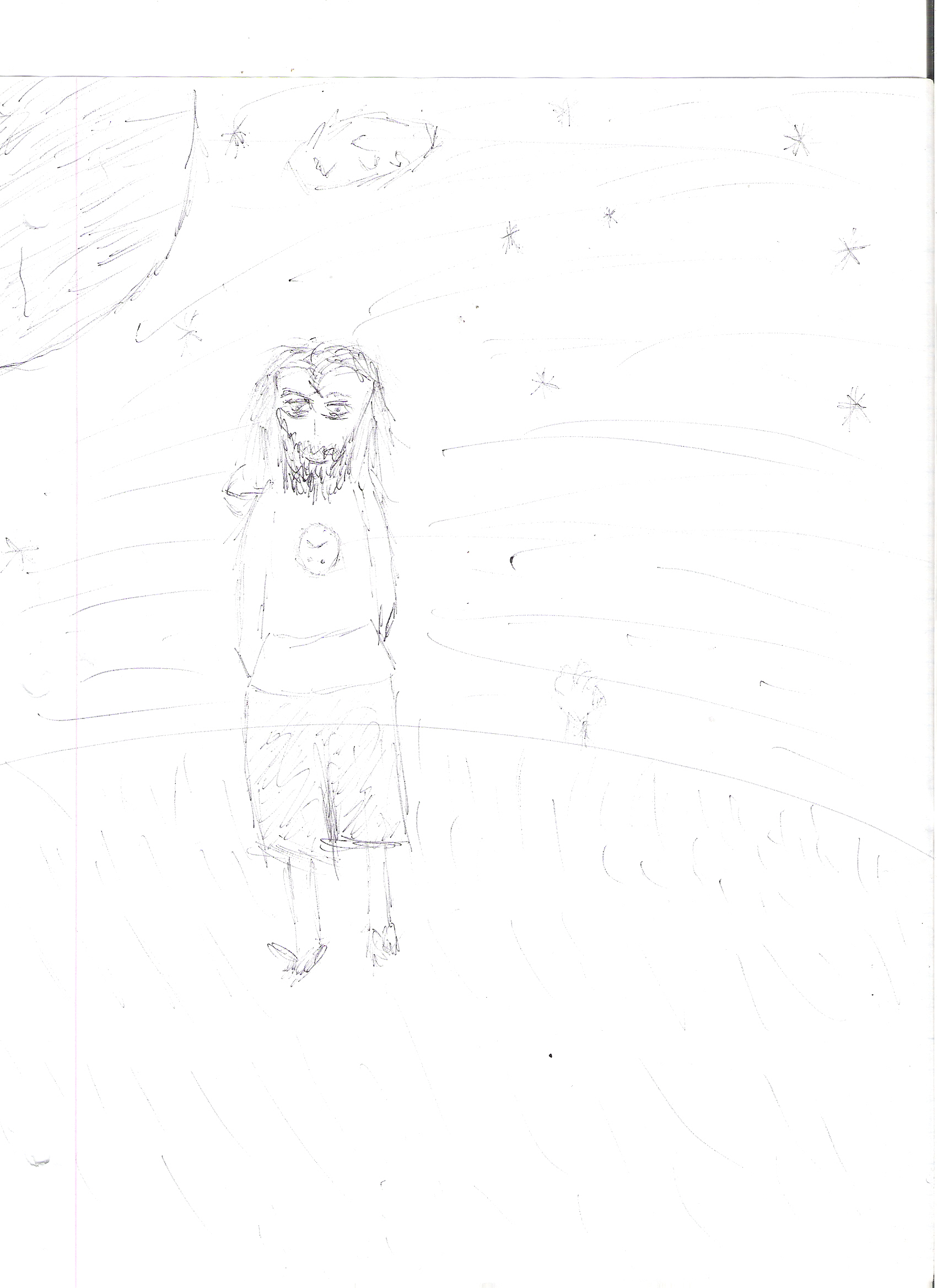 CLU Doodlez #6