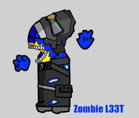 Zombie L33T