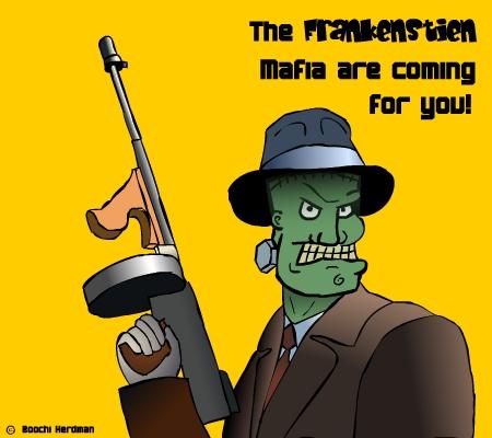 Frankenstien Mafia