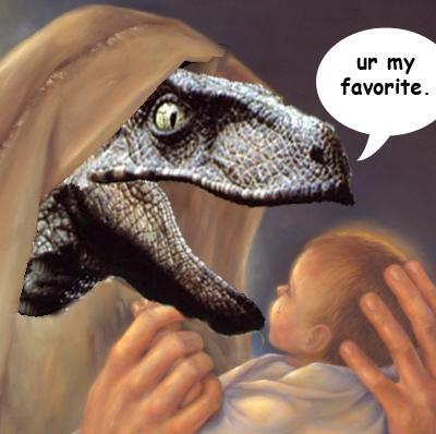 Raptor Jesus's Favorite