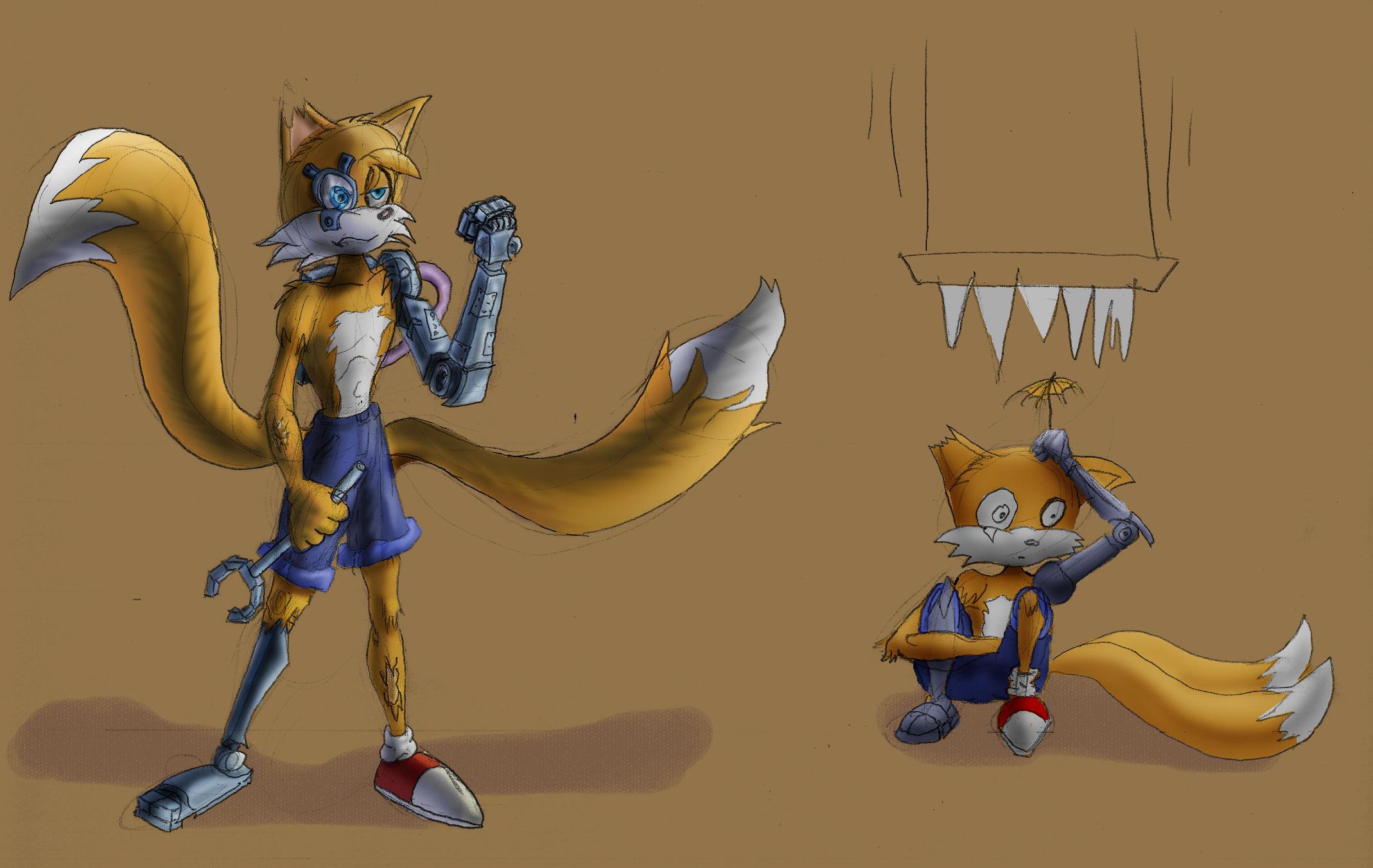 Pseudo Tails Concept