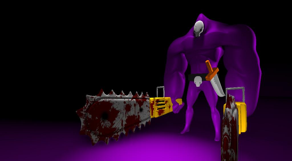 Chainsaw The Children Fanart