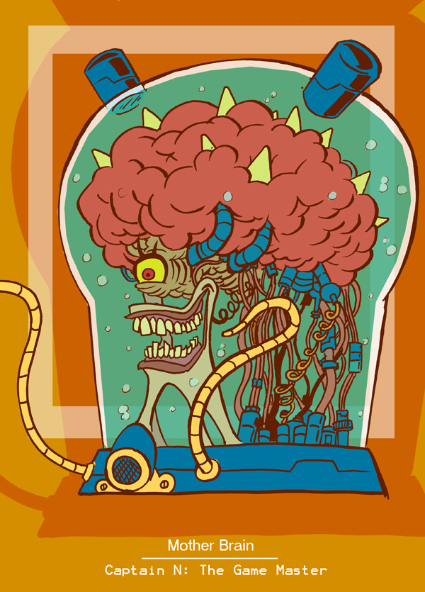 Captain N: Mother Brain