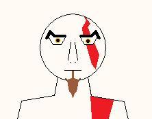 Kratos Sprite