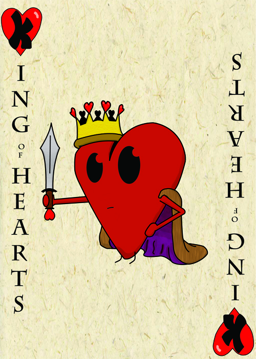 El King O' Hearts