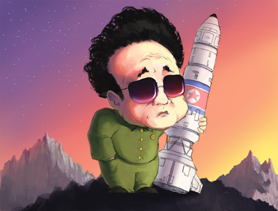 North Korea: My Only Friend
