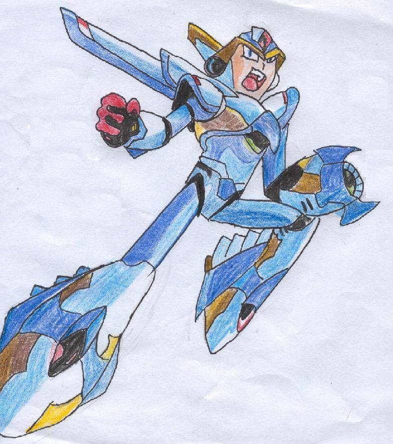 falcon armor mmx5 lol