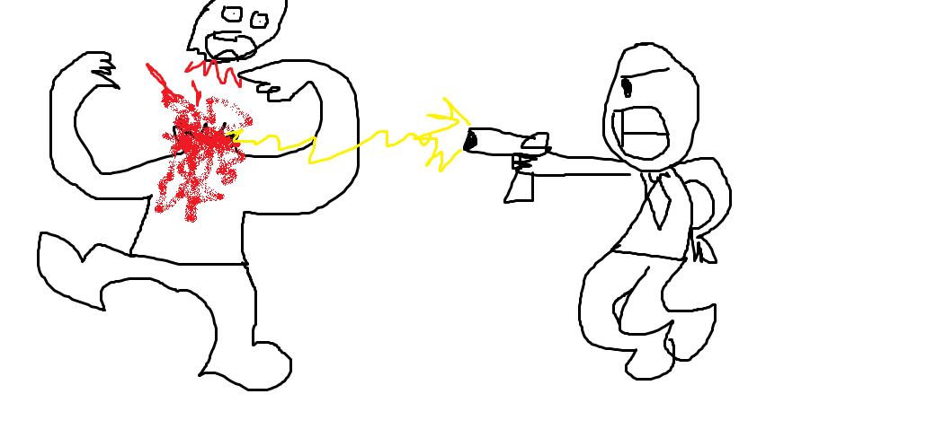 gun war