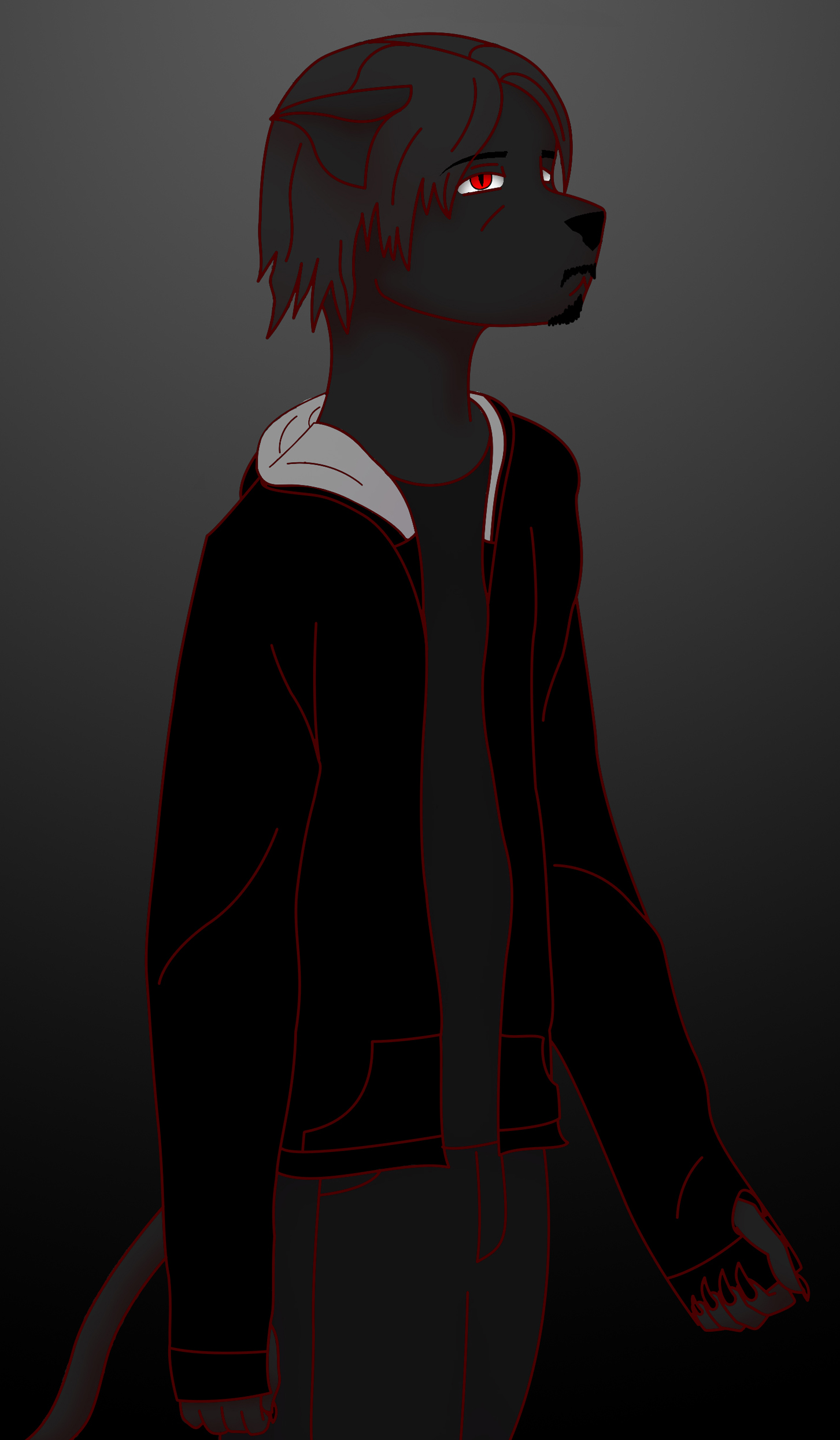 Grim Redrawn