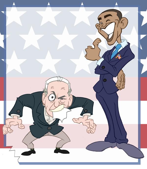 Obama & Biden