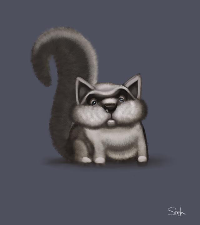Furry Little Creature