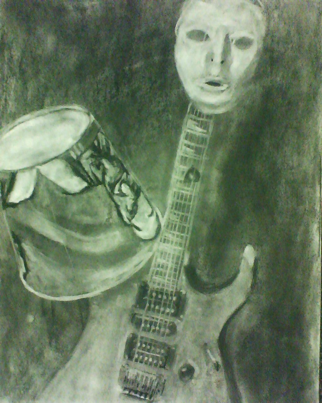 Buckethead Still Life Tribute