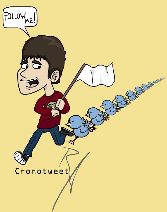 Twitter skin