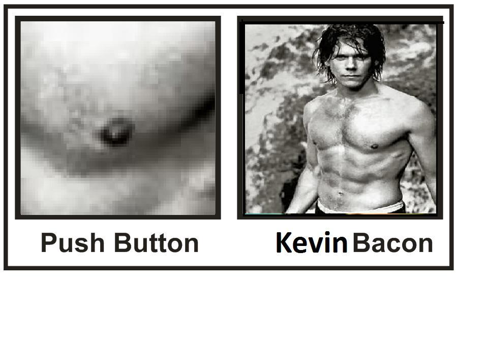I AM Kevin Bacon