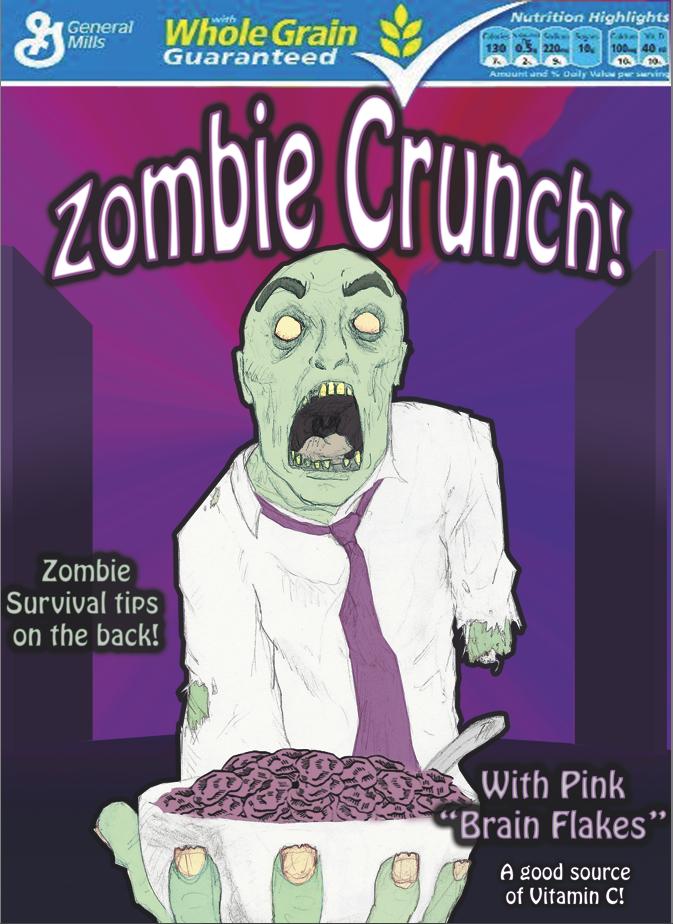 Zombie Crunch!