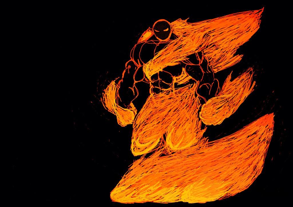 fire dude