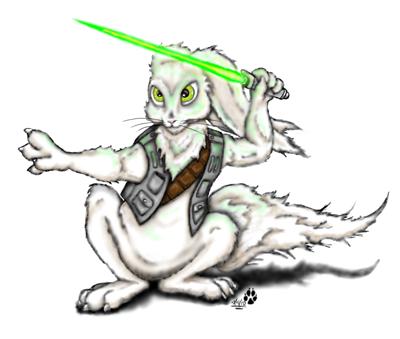 Mirax, Kushiban Jedi.