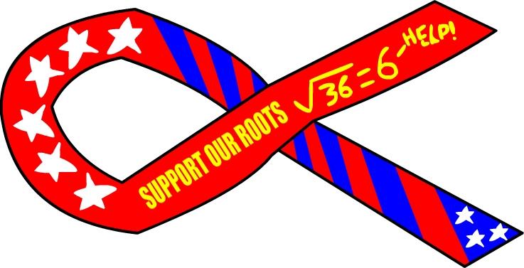 Math Bumper Sticker 2: Support
