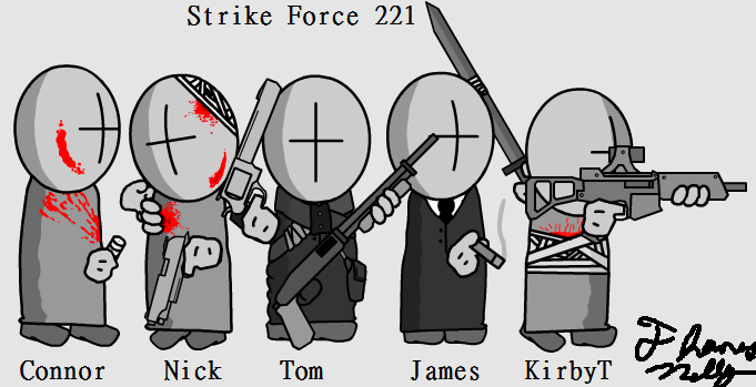 Madness Strike Force