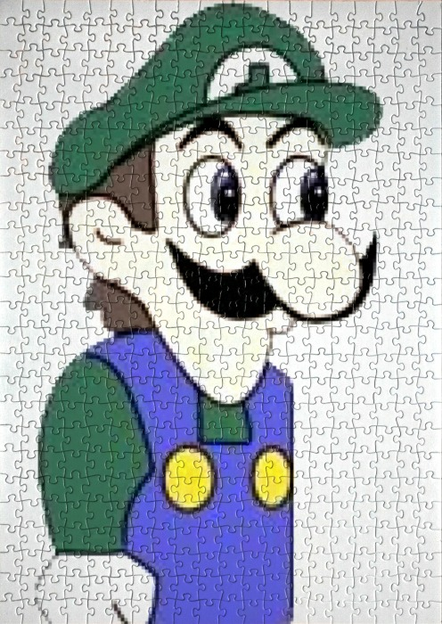 weegee puzzle