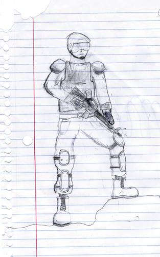 SoldierDude