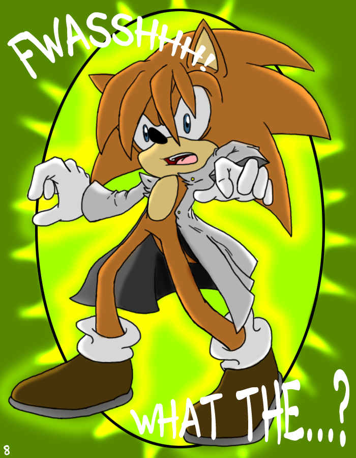 SONIC X.S - Page 8