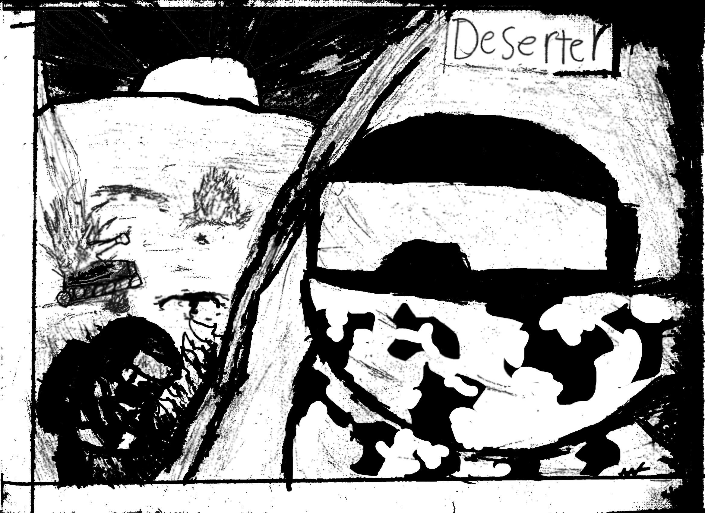 Deserter Done