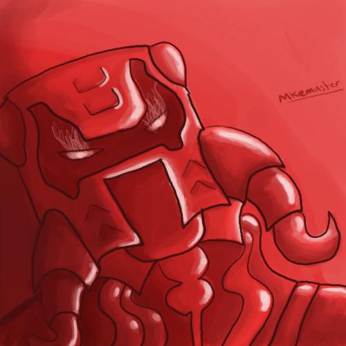 Red Warlock