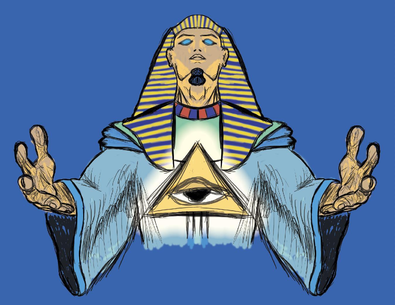 Illuminati Pharaoh