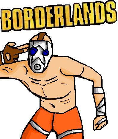Borderlands Psycho