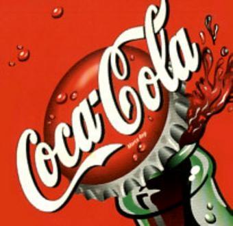 look its cokea cola