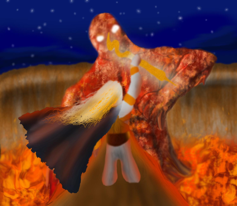 Lava Giant