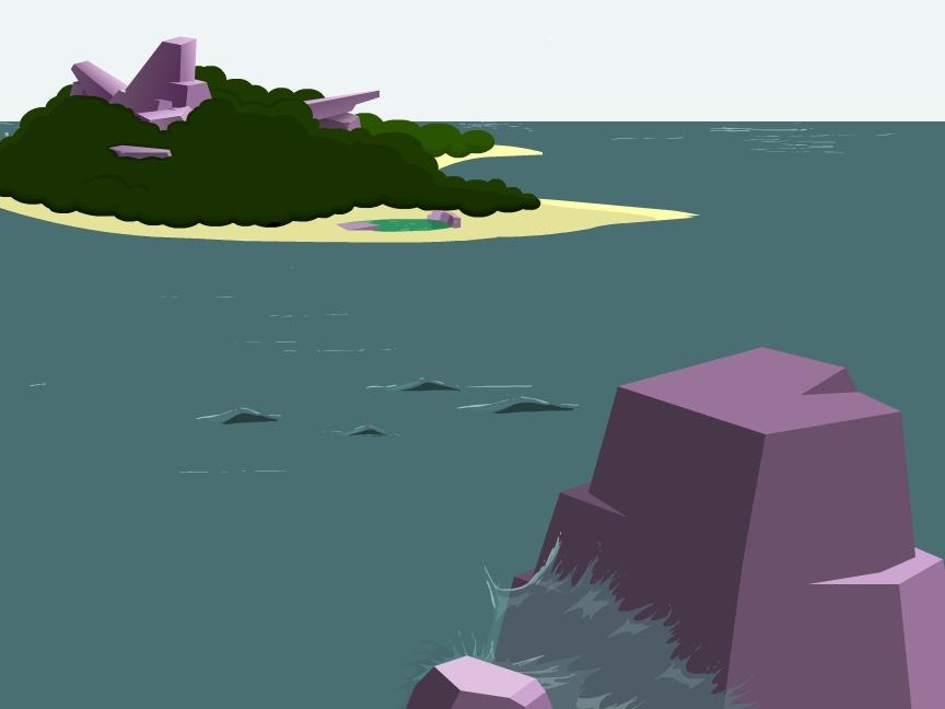 Island of the Flies