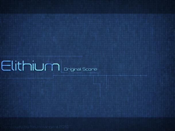 Elithium OST Art