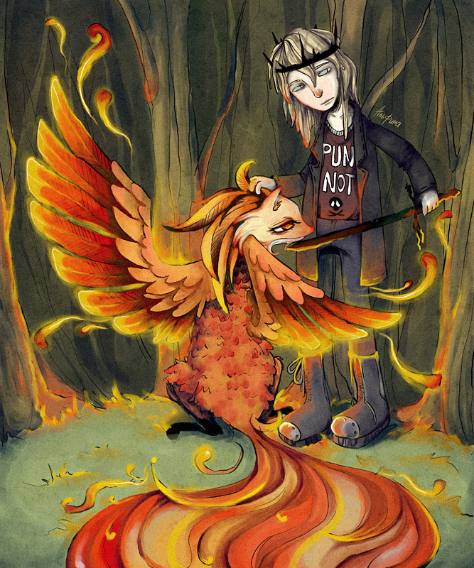 death of a phoenix