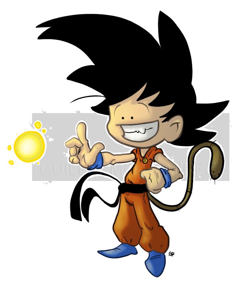 Re-imagine Goku